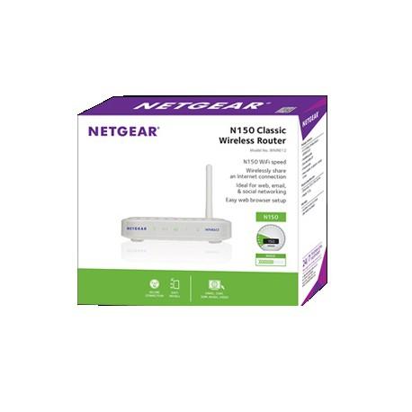 Router Wireless n150 Netgear
