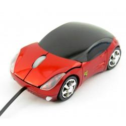 Rato Carro Vermelho com fios OEM