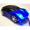 Rato Carro Azul com fios OEM