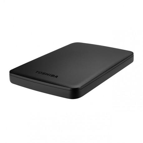 """Disco Toshiba CANVIO BASICS 2.5"""" 1 TB - Preto"""
