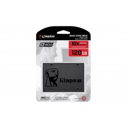 Disco KINGSTON SSD A400 SATA 3 2.5 120gb (7mm )