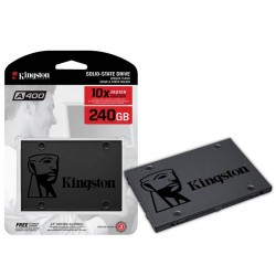 Disco SSD KINGSTON A400 SATA 3 2.5 240gb (7mm )