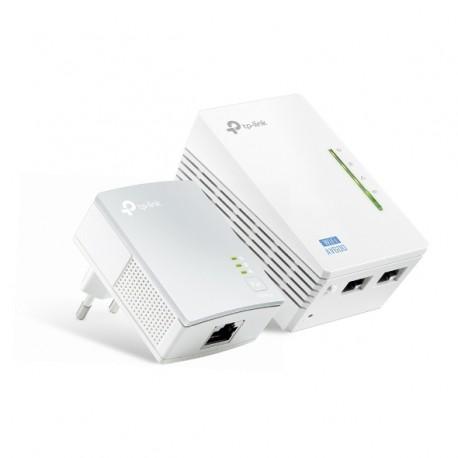 Powerline Extender TL-WPA4220 KIT AV600 Wifi