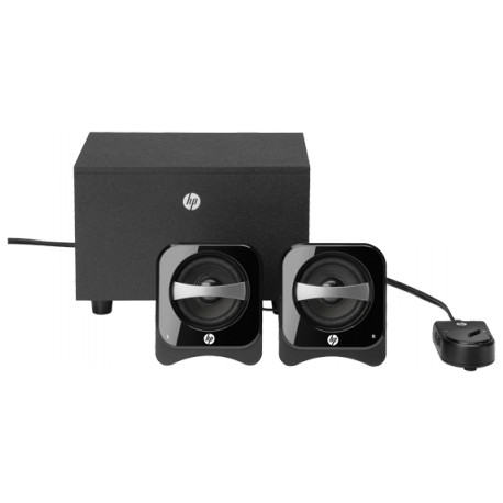 Colunas HP 2.1 Speaker System Compact