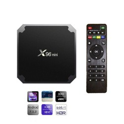 BOX TV Android X96 MINI 4K 2GB RAM 16G eMMC